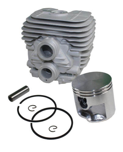 Stihl TS410 and TS420 Nikasil Plated Cylinder and Piston Assembly Replaces Part Number 4238 020 1202